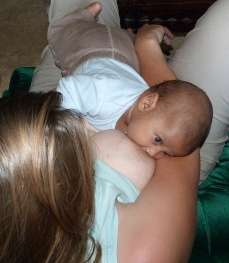 Show your breastfeeding photos